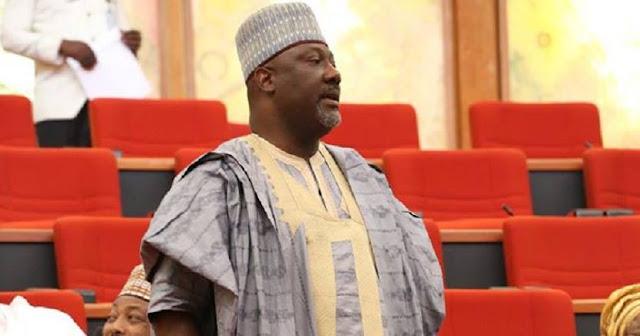 BREAKING: INEC writes Dino Melaye, set to begin recall process