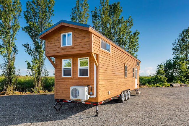 Tiny House Town 34 39 Loft Edition From Mint Tiny House Company