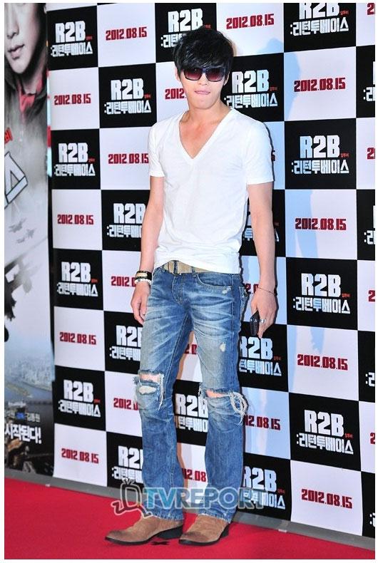 Kim Jae Joong JYJ Penyanyi Paling Tampan Menurut Perusahaan Kosmetik