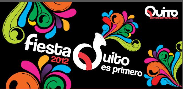 Fiestas de Quito 2012