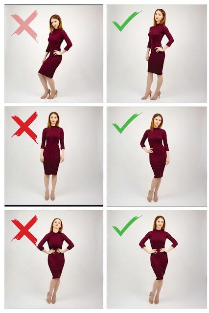 5 CONSEJOS PARA FAVORECER TU SILUETA EN LA FOTOGRAFÍAS
