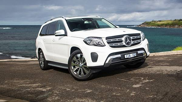 2019 Mercedes-Benz GLS Redesign Specs Leaked Review