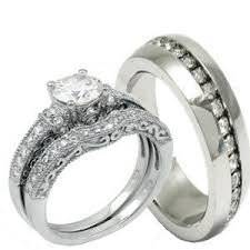 Cheap Wedding Rings His And Hers