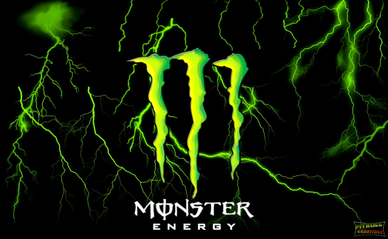 Monster Energy Background Logo Desktop