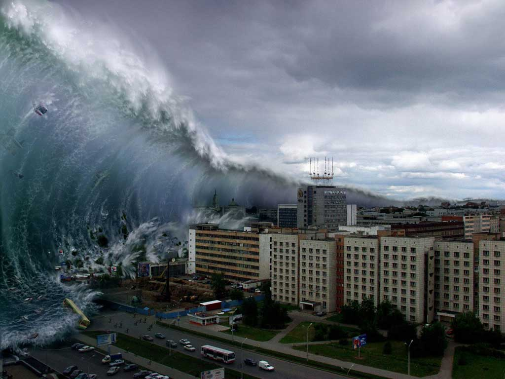 10 Tsunamis From Ancient Times That Were Terrifying