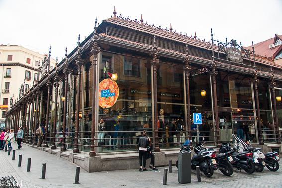 Mercado de San Miguel. Redescubre Madrid