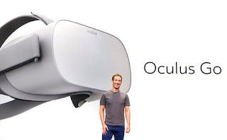 """نظارة """"أوكيولوس غو"""" تطلقها فيس بوك بأسعار مغرية"""