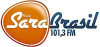 Rádio Sara Brasil Fm de São Paulo ao vivo