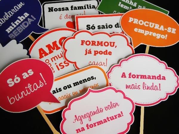 Frases Engraçadas Para Aula Da Saudade: As Principais Tendências Para As Festas De Formatura