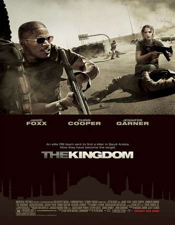 Poster Of The Kingdom 2007 Dual Audio 400MB BRRip 720p ESubs HEVC Free Download Watch Online downloadhub.in