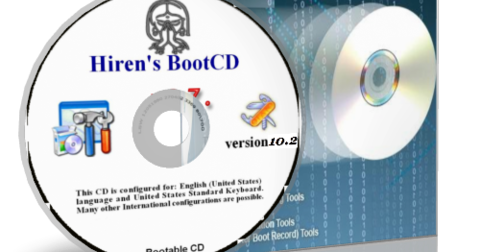 Hirens Boot cd 10 6 Iso