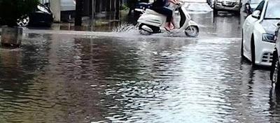 Η κακοκαιρία «Μίνωας» πλησιάζει: Καταιγίδες, χαλάζι και πτώση της θερμοκρασίας