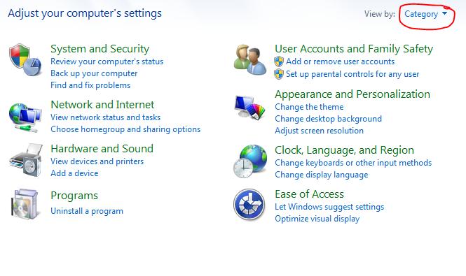 Cara Menonaktifkan Windows Update Automatis Pada Windows 7 ...