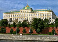 Grand Kremlin Palace in Moscow