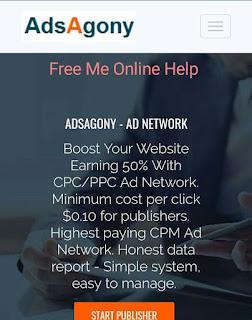 Adsagony Ke Ads Blog Me Kaise Lagaye : Step By Step Guide