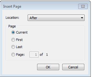 proses penambahan page baru untuk konversi file