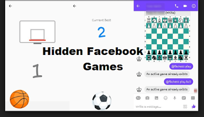 How To Access and Play All Hidden Facebook Games (FB Secret Games)