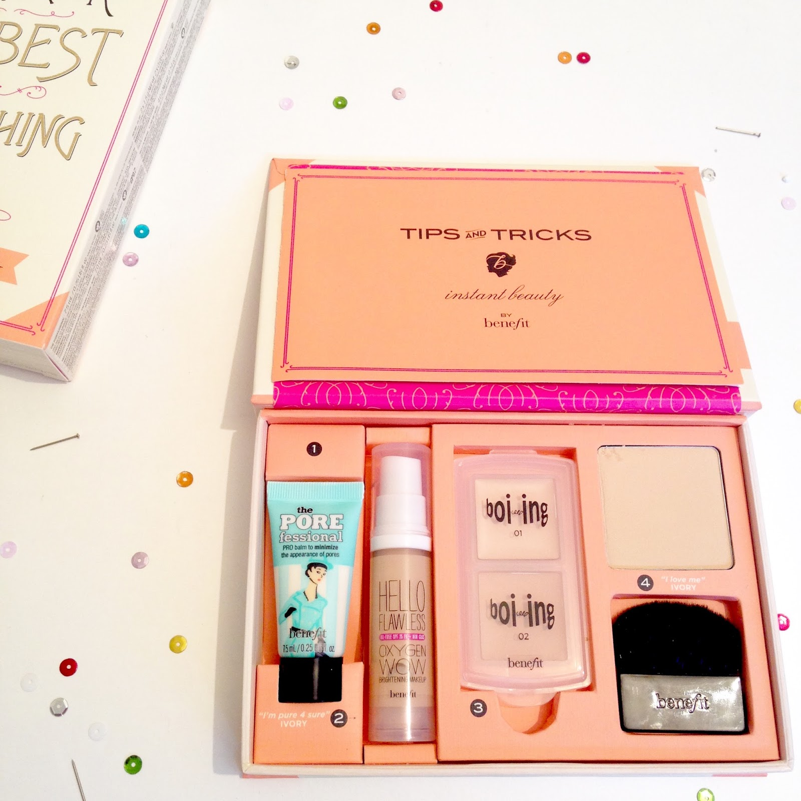 Benefit's How to Look the Best at Everything Kit Review