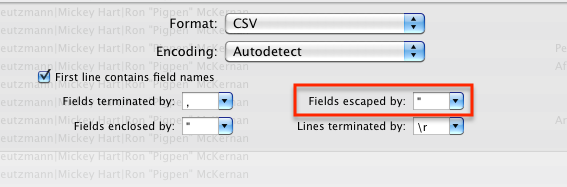 Measurable Wins: How To: Import an Excel CSV file with