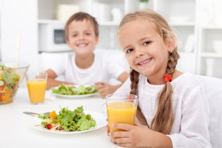 Eating Healthy For Our Kids