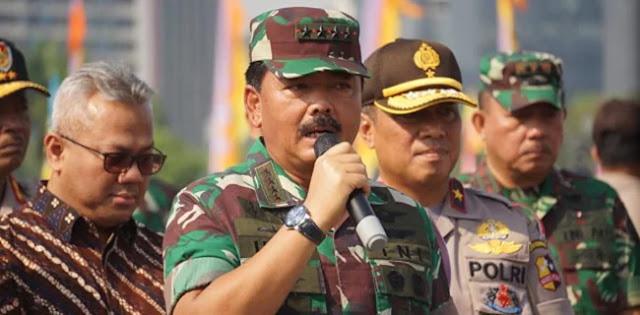Panglima TNI: Ada Upaya Provokasi oleh Pihak yang Tak Terima Hasil Pemilu
