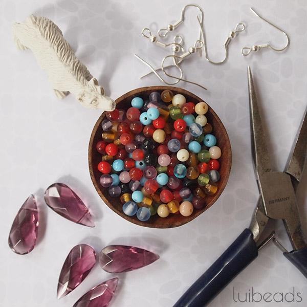 small beads - luibeads