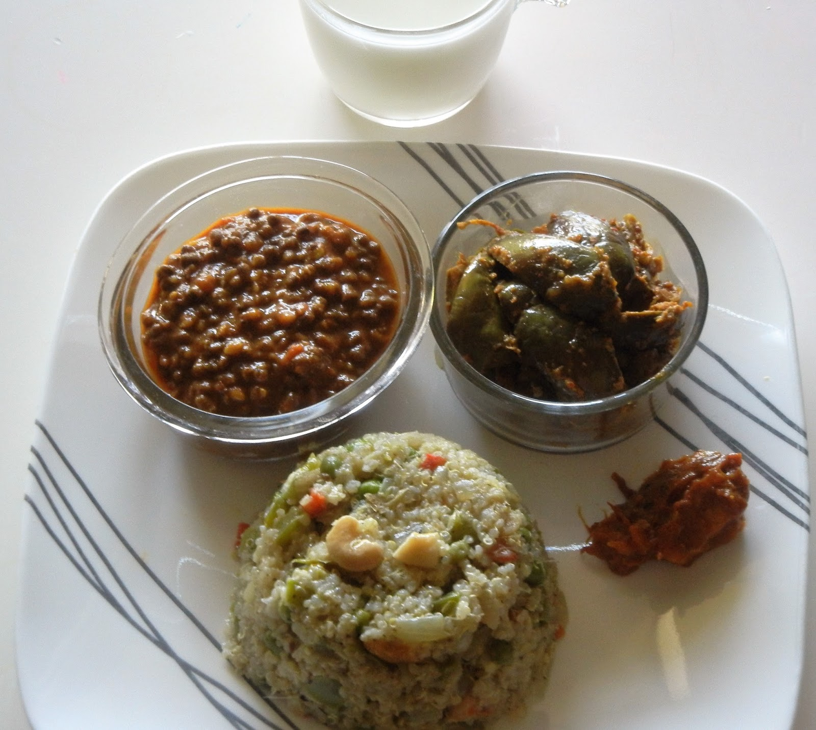 Gitas kitchen a blog for indian diabetic recipes and healthy a couple of months ago i posted the photo on a popular foodie group and got good reviews about it and there were many readers asking for the quinoa recipe forumfinder Image collections