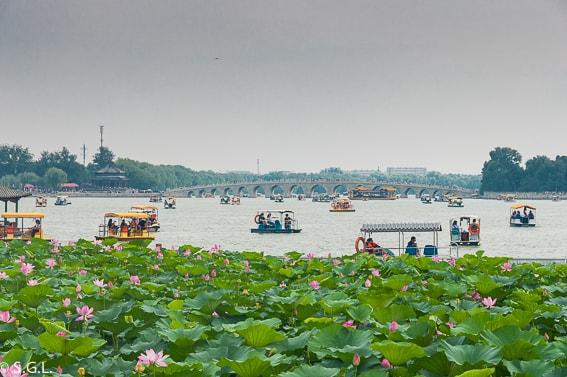 Palacio de verano. Pekin
