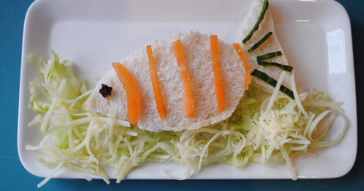Fish Shape Cheese Cake