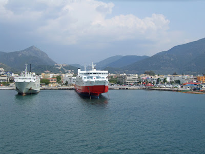 Χωρίς πλοία 22 και 23 Σεπτεμβρίου