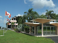 Motel en Warm Mineral Springs