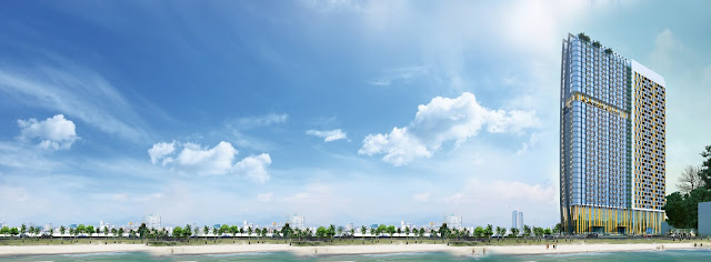 phối cảnh dự án Central Coast Đà Nẵng