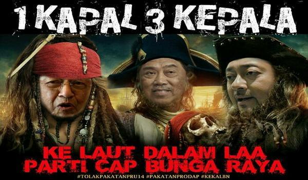 Negara Malaysia Tidak Gagal, Yang Gagal Sebenarnya Adalah PPBM