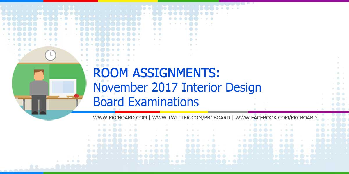UPDATES To Receive Regular Updates About November 2017 Interior Design Board Exam