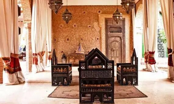Desain Rumah Ala Arab