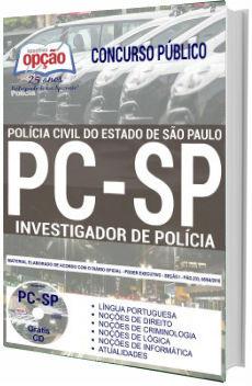 Apostila Concurso PC-SP 2018
