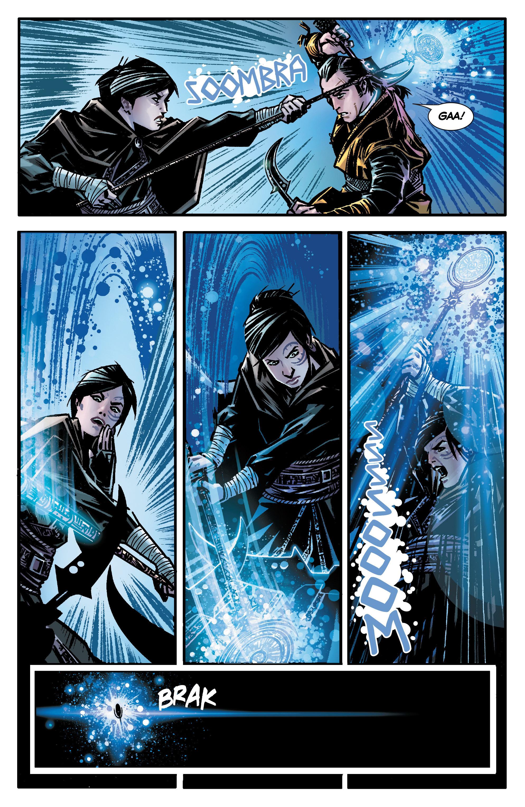 Doctor Strange Prelude kỳ 1 trang 9