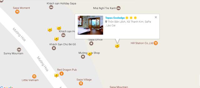 Topas ecolodge hotel
