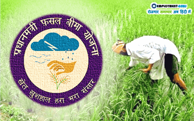 Pradhanmantri Fasal Beema Yojana Online Application And Important Documents