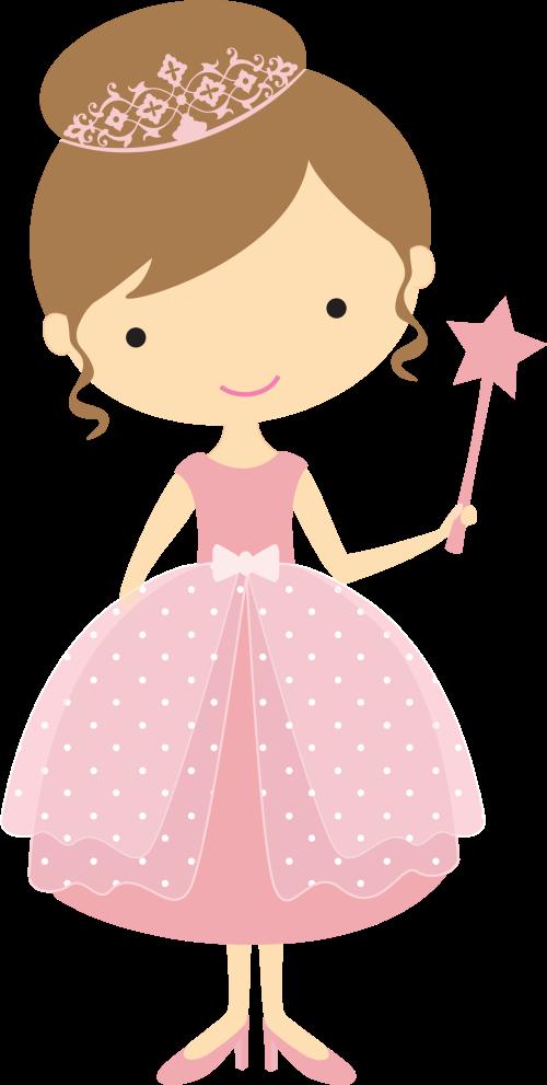 Pretty Princess Clip Art Oh My Fiesta In English