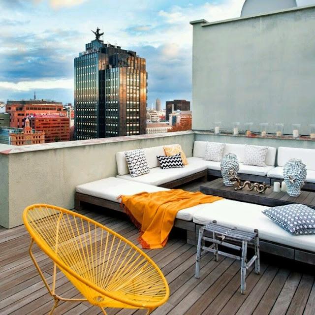 Rooftop Terrace 12