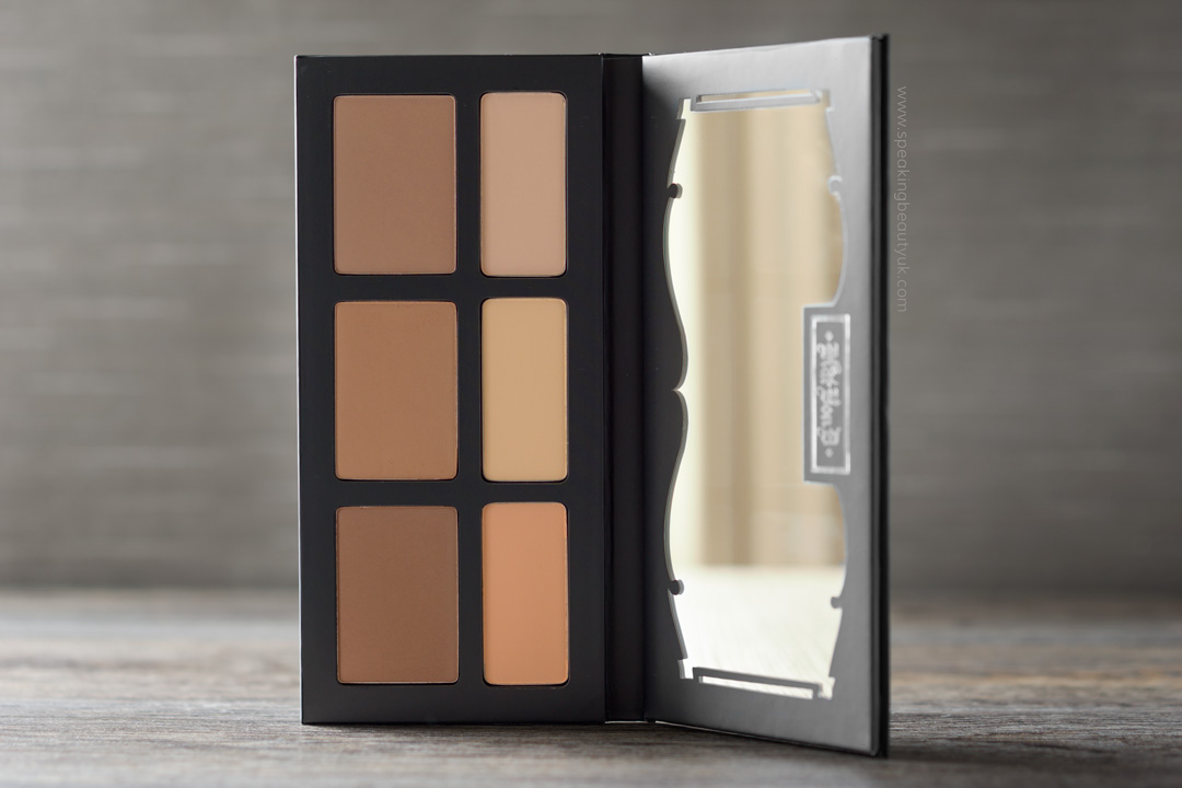 Kat Von D Shade and Light Face Palette