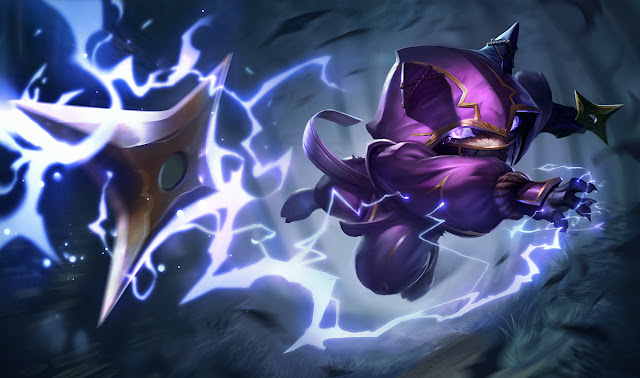 Gorousagi Raijin Kennen_Splash_0