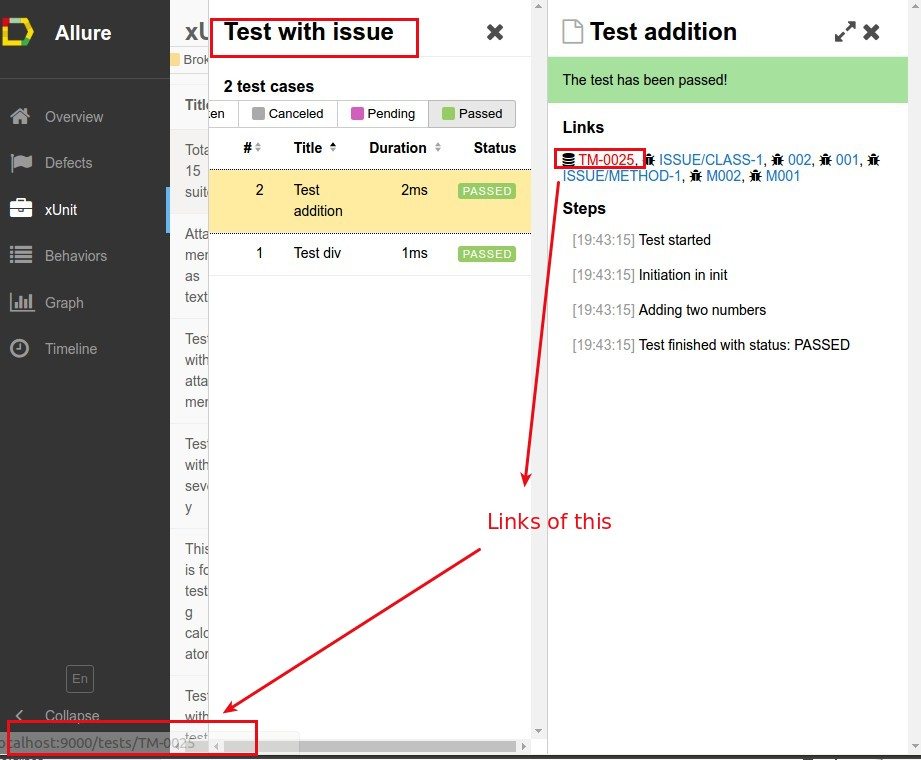 A Test Developer's blog: Introduction to Allure ,a test