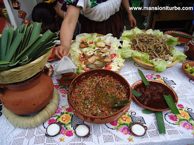 Michoacan Traditional Food from Lake Patzcuaro Region