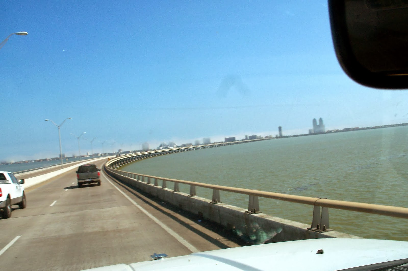 Traveling with the Longdogs: A Fantastic Day at South Padre