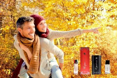 Perfumes ideales para usar en invierno