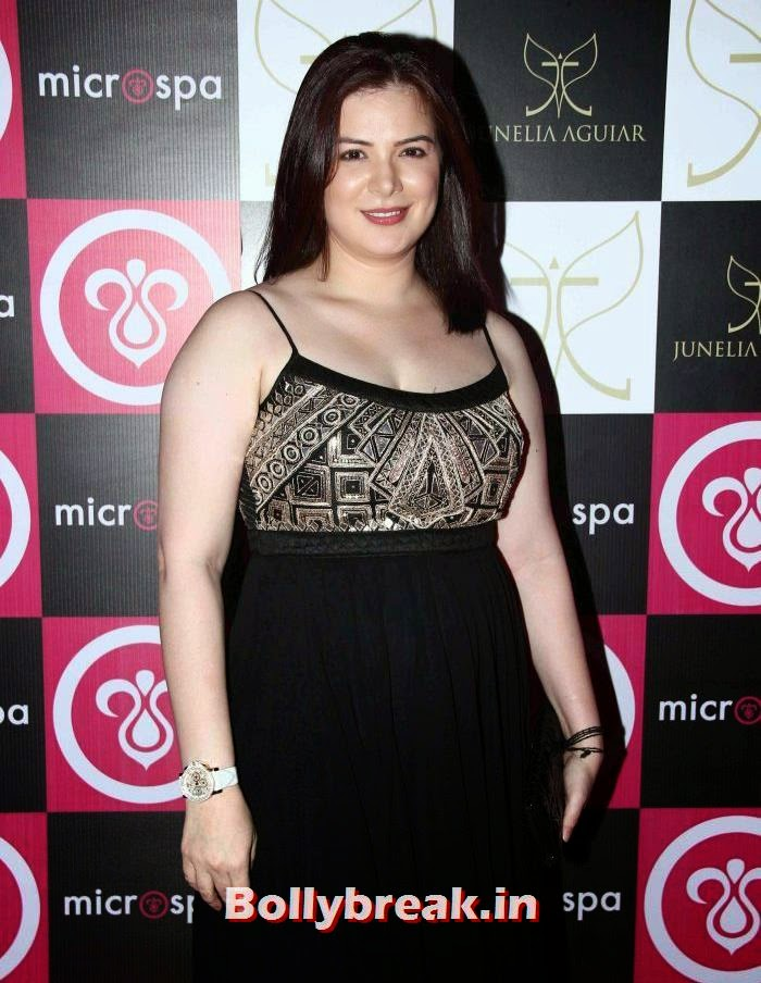 Raina Sachiin Joshi, Keratin Secrets Launches Revolutionary Hair Care Product Microspa