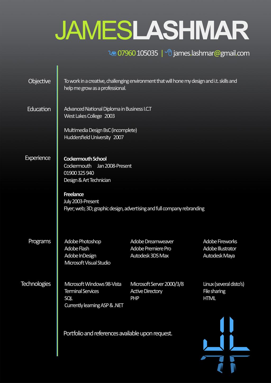 Web Resume. web developer resume web developer resume template web ...