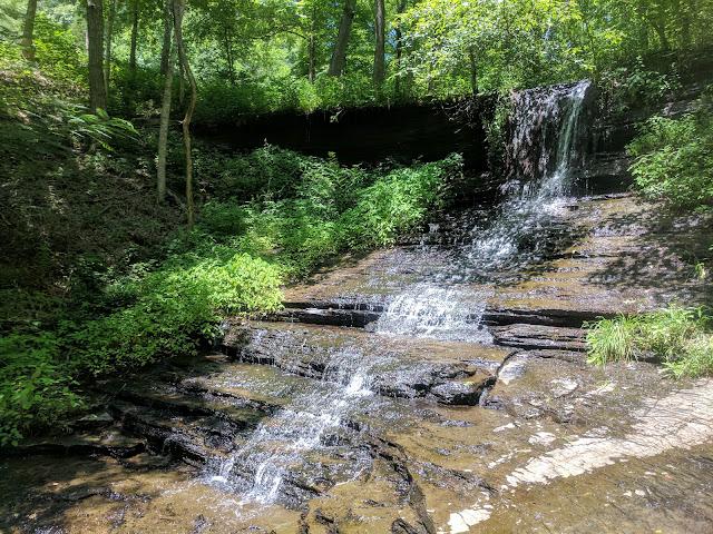 Fall Hollow Falls